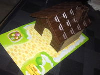 ミルクチョコレートの家